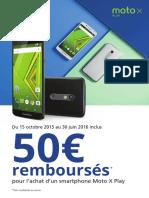 Motorola Moto x Play Odr 151015 300616