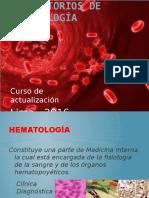 Laboratorios de Hematología
