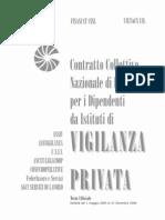 CCNL Vigilanza 2004-2008