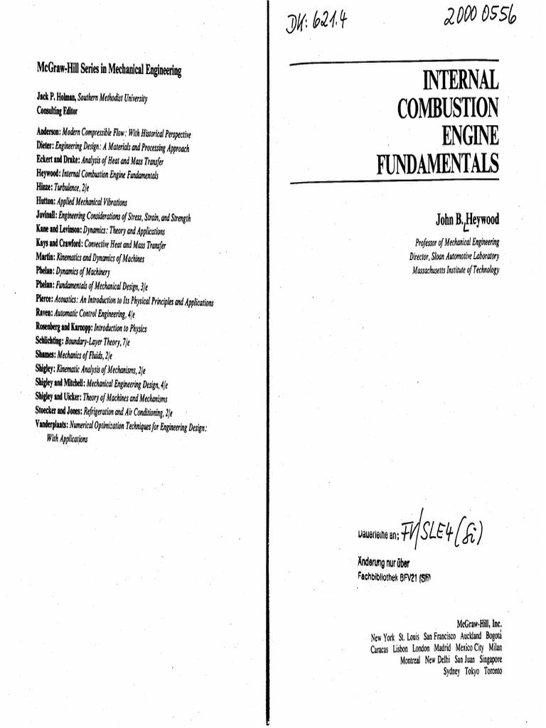 (McGraw-Hill series in mechanical engineering) John B Heywood-Internal  combustion engine fundamentals-McGraw-Hill (1988).pdf