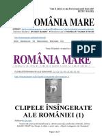 General de brigadă (r) dr. Gheorghe VĂDUVA - CLIPELE ÎNSÎNGERATE ALE ROMÂNIEI.doc