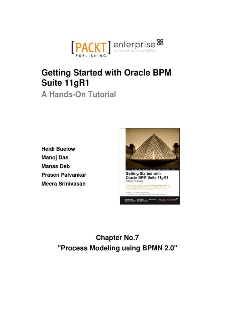 Oracle Bpm 11g Tutorial Pdf