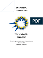 Euromod 2016 Poland