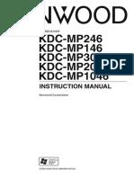 Kenwood Instruction Manual For Mercedes C Series.pdf