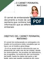 CARTILLA O CARNET PERINATAL MATERNO.pptx