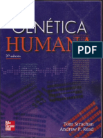 Tom Stracham. Genetica Humana 3ra Ed - . VISION MEDICA