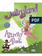 Fairyland-3 activity book