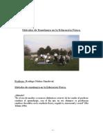 56121642 Metodos de Ensenanza de La Educacion Fisica