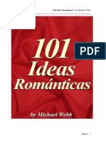 eBook Gratis 101 Ideas Romanticas Por Michael Webb Cortesia TeoTrainer Com
