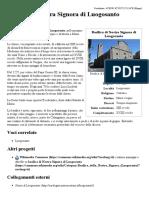 Basilica Di Nostra Signora Di Luogosanto - Wikipedia