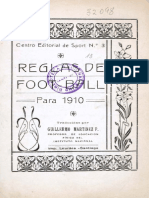 Reglas Del Football
