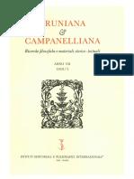 Bruniana & Campanelliana Vol. 7, No. 2, 2001.pdf