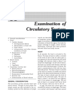 Chapter-11_Examination of Circulatory System