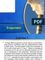 Evaporation Activity