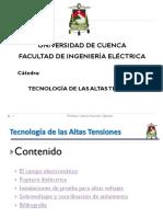4de5_Tecnología de Las Alta Tensiones_Sobrevoltajes y Coordinación de Aislamiento