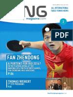 002 magazine tenis de mesa