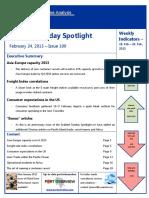 SeaIntel Sunday Spotlight issue 100