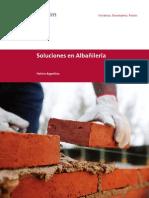 Soluciones en Albañilería