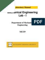 Me329 Lab Manual