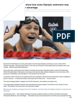 Washingtonpost.com-These Charts Clearly Show How Some Olympic Swimmers May Have Gotten an Unfair Advantage