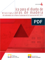 Guia 4 Estructuras de Madera