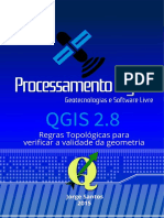 QGIS 2.8 Regras_Topologicas