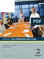 SP1310 Club Leadership Handbook