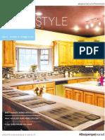 Albuquerque Journal Homestyle 09/18/2016