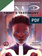 Halo Saint's Testimony