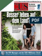 Focus Nachrichtenmagazin No 35 Vom 27 August 2016