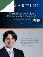 Determinara Valorilor Personale. PDF GRATUIT