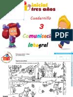 Cuadernillo 3 Comunicacipon Integral Completo