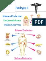 Histología del Sistema Endocrino