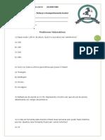 Problemas Matematicos 4 e 5 Ano