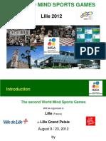 Pres 2012 World Mind Sports Games