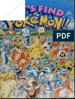 Let s Find Pokemon!