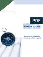 FUTURE CITIES Adaptation Compass Guidance1