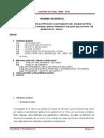 Informe Topografico Proyecto Cieneguilla