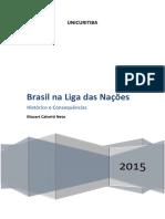 Brasil Liga Das Nações (League of Nations)
