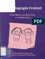 LA PEDAGOGIA FREINET(PINCIPIOS, PROPUESTAS Y TESTIMONIOS) (2).pdf