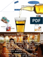 Beer in China Market
