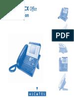 Manual Operator English