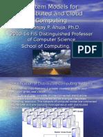 SystemModelsforDistributedandCloudComputing (1)