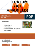 Mermelada de Aji