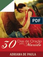 30 Dias de Oracao Pelo Marido