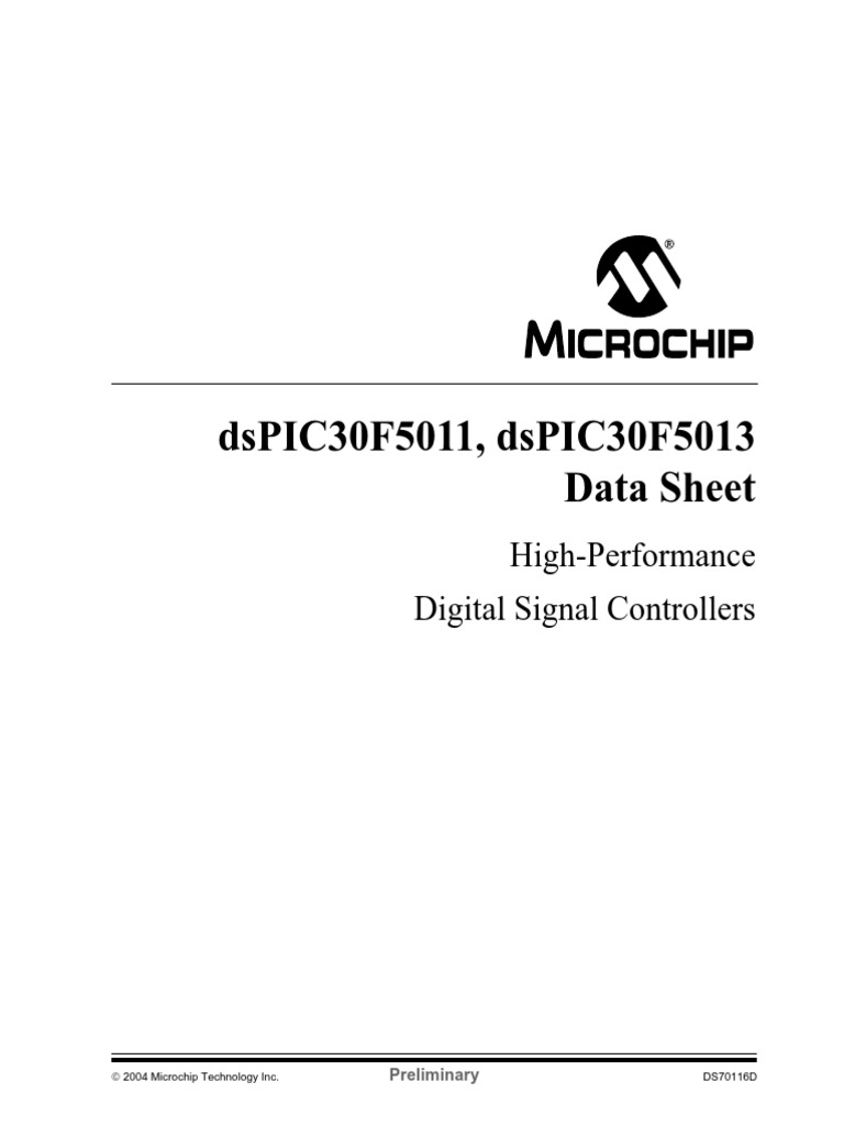 Dspic30f5011 Dspic30f5013 Instruction Set Pic Microcontroller Sensor Circuits Archives Page 2 Of Gadgetronicx