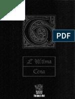 Vampiri la Masquerade - Cronache Giovanni - I° - L'Ultima Cena