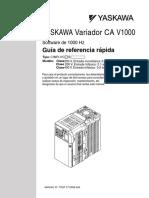 YASKAWA V1000_1000Hz_QSG_SP_TOSPC71060646A_0_0