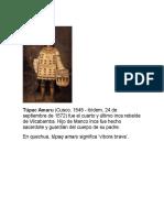 BIOGRAFIA TUPAC AMARU I.docx