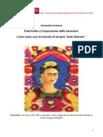 Articolo f Kahlo - A Farinaro